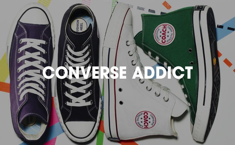 CONVERSE ADDICT