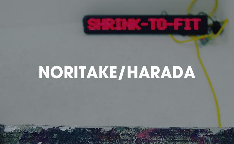 NORITAKE/HARADA