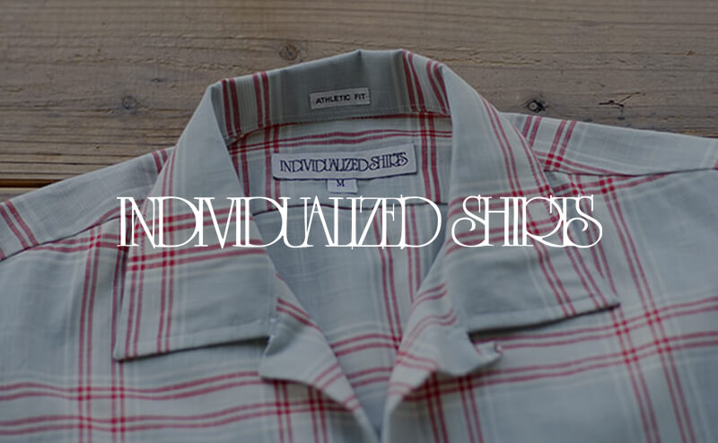 INDIVIDUALIZED SHIRT