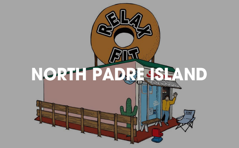 NORTH PADRE ISLAND