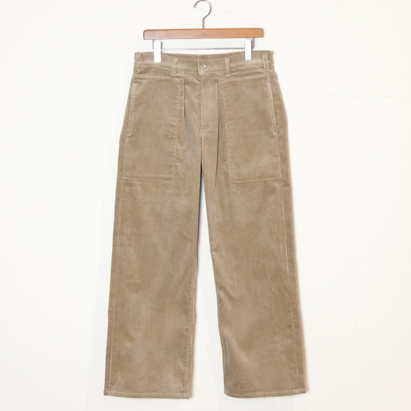 TUKI,ツキ,patched workpants pants,パッチドワークパンツ